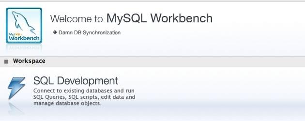 Fix Mysql Workbench Synchronization Issues on Mac